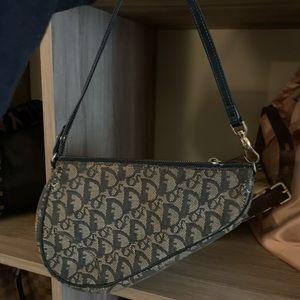 Mini Dior Saddle Bag